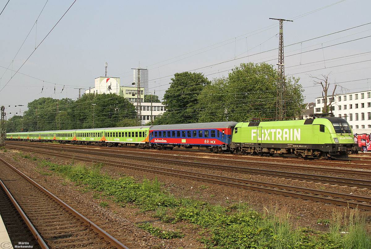 182 505 in Köln West am 09.06.2018