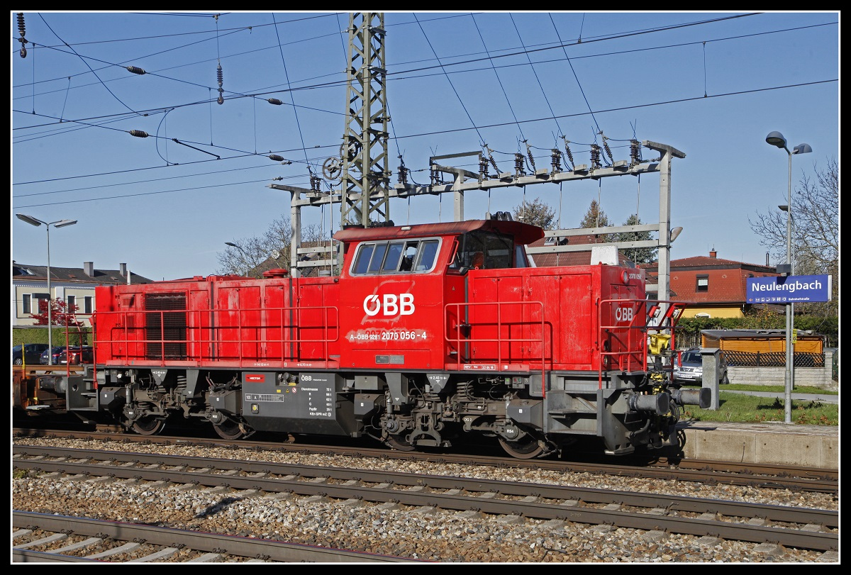 2070 056 in Neulengbach am 6.11.2019.