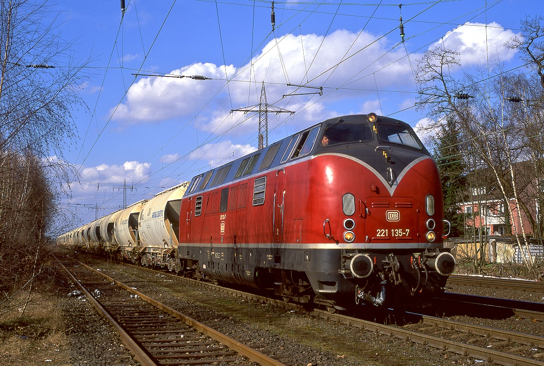 221-135, Ratingen Lintorf, 28.03.2006.