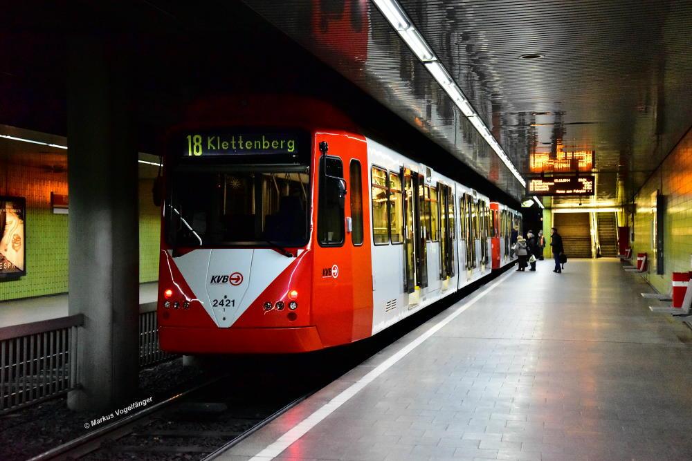 Bahn 18 Köln