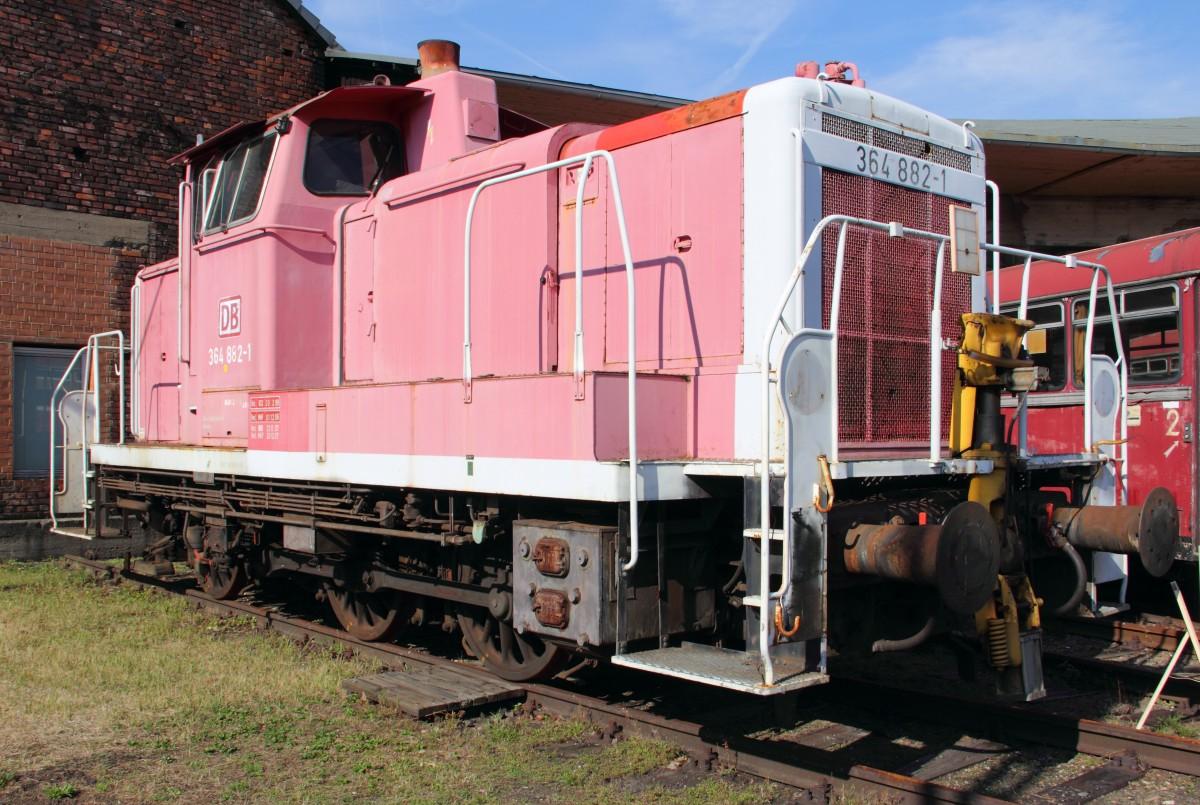 364 882 1 Db In Lichtenfels Am 07092013 Besuchertage Im Depot