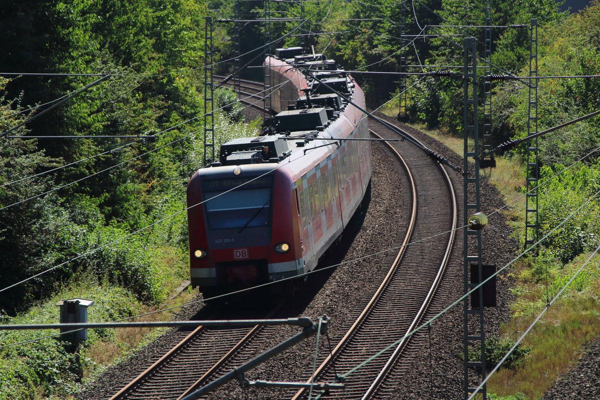 Fahrplan S11 Bergisch Gladbach Richtung Köln