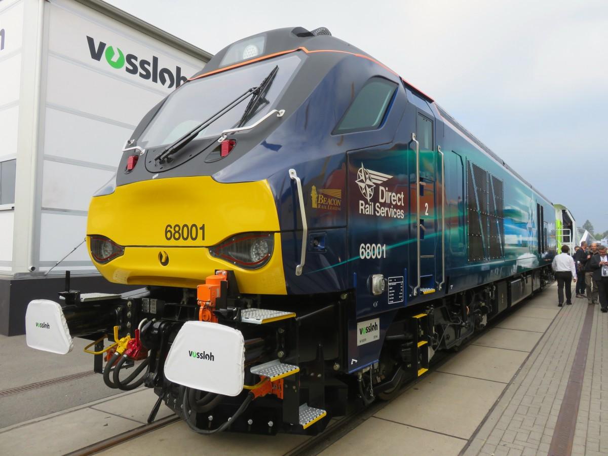 Vossloh-Rail-Services Fotos (2) - Bahnbilder de