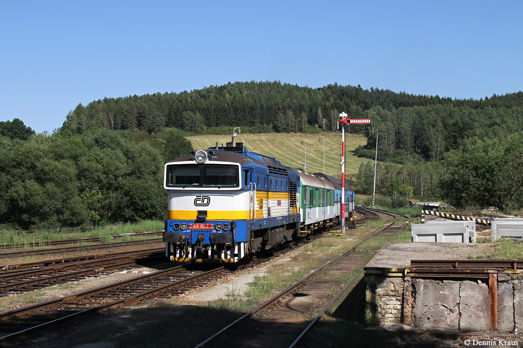 754 024 mit OS 8121 am 29.08.2015 in Kajov.