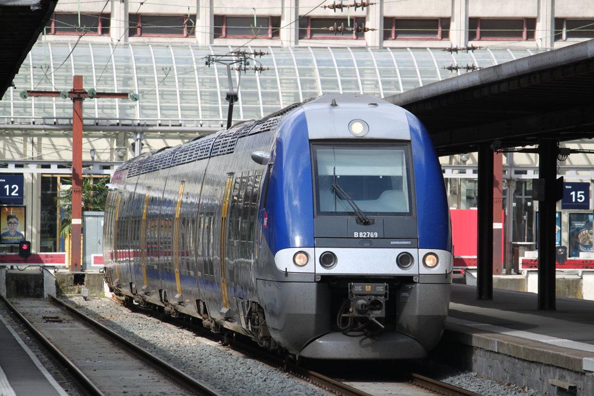 Frankreich / Bahnhöfe (10) - Bahnbilder de