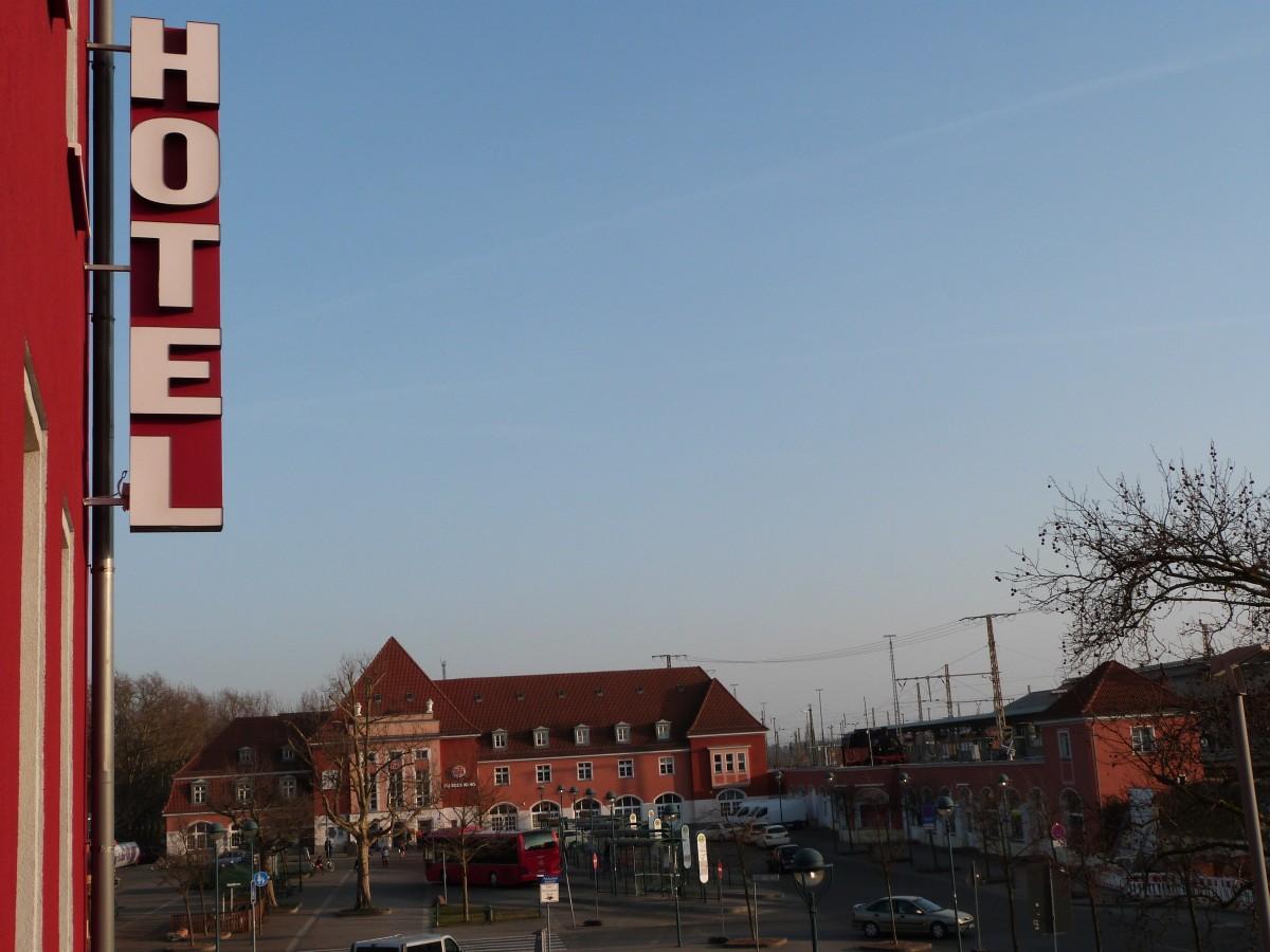 Frankfurt Oder Hotel Am Bahnhof