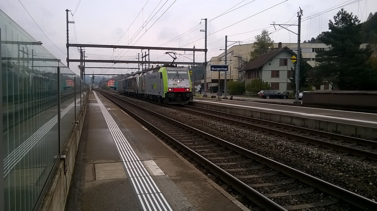 bls 486 509 am 14.10.2016 in Murgenthal