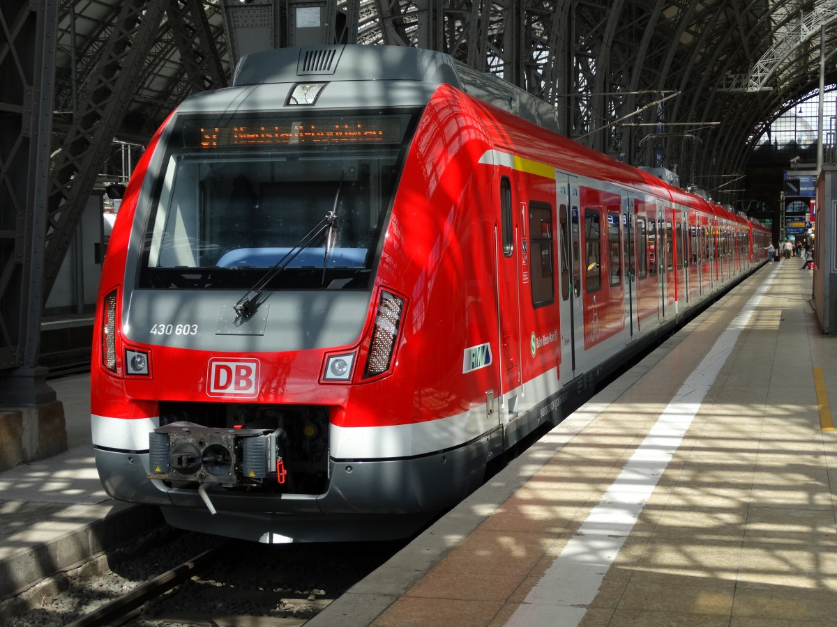 Frankfurt S-Bahn