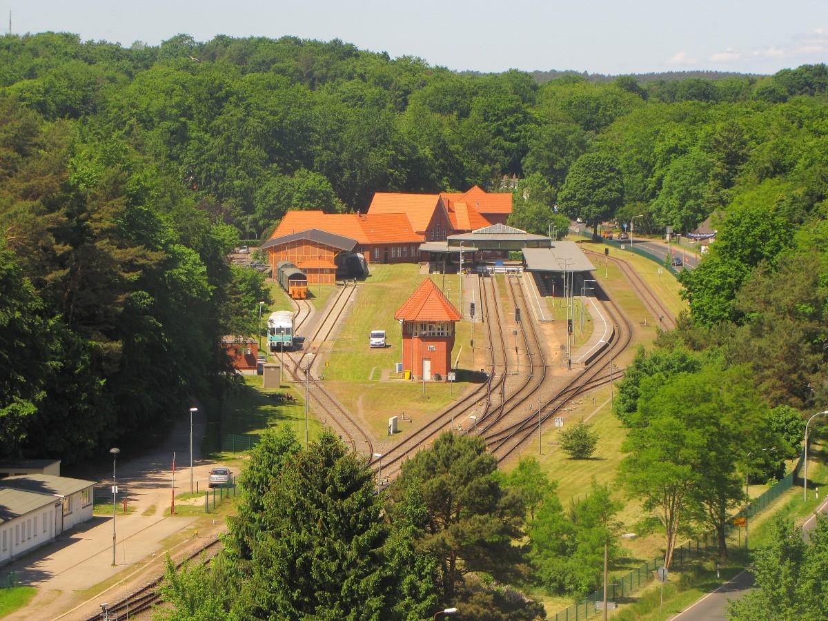 Usedom Bahnhof
