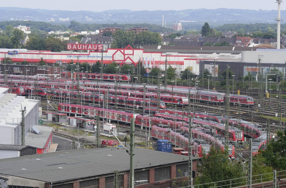 K ln deutzerfeld fotos for Depot hamburg