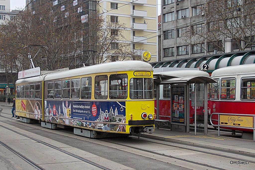 Wien Ring Tram Tour