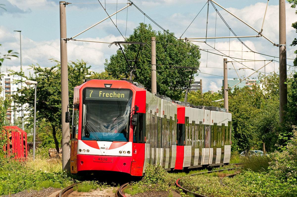 Linie 7 Kvb