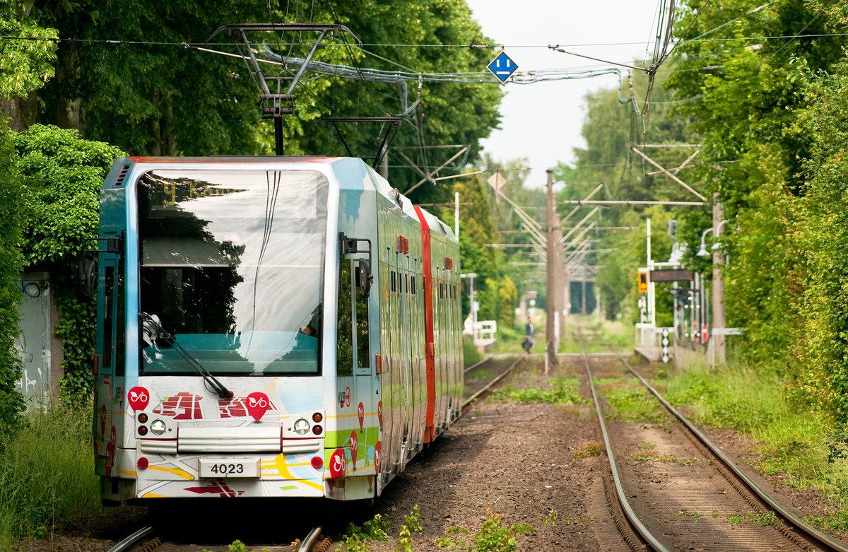 Linie 9 Köln