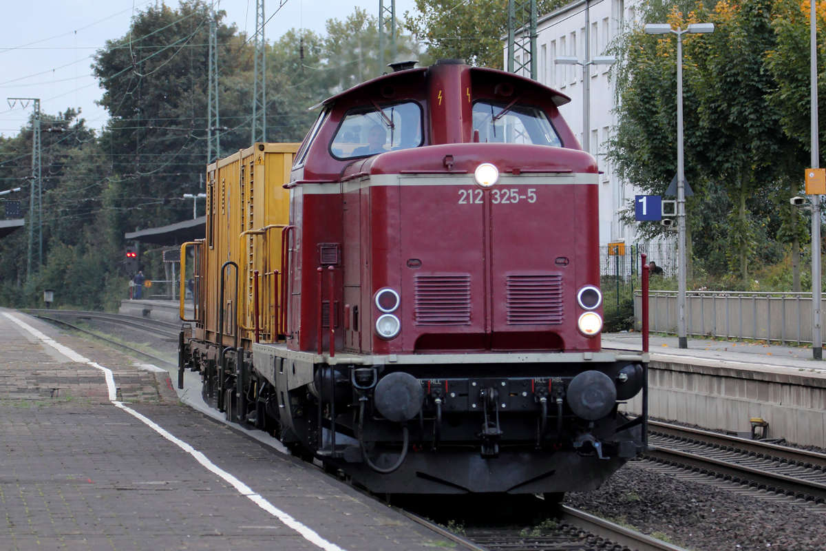 EFW 212 325-5 in Recklinghausen 9.10.2013