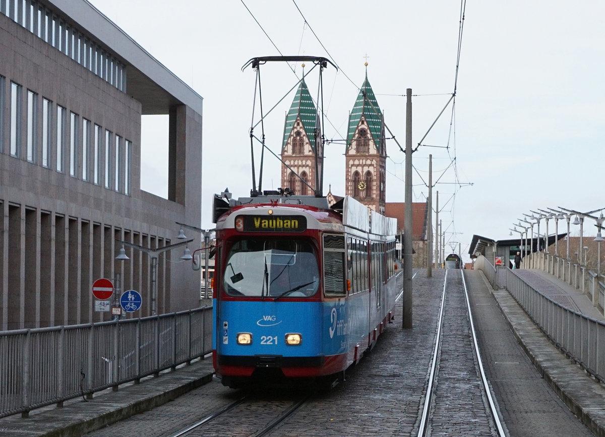 Verkehrslage Freiburg