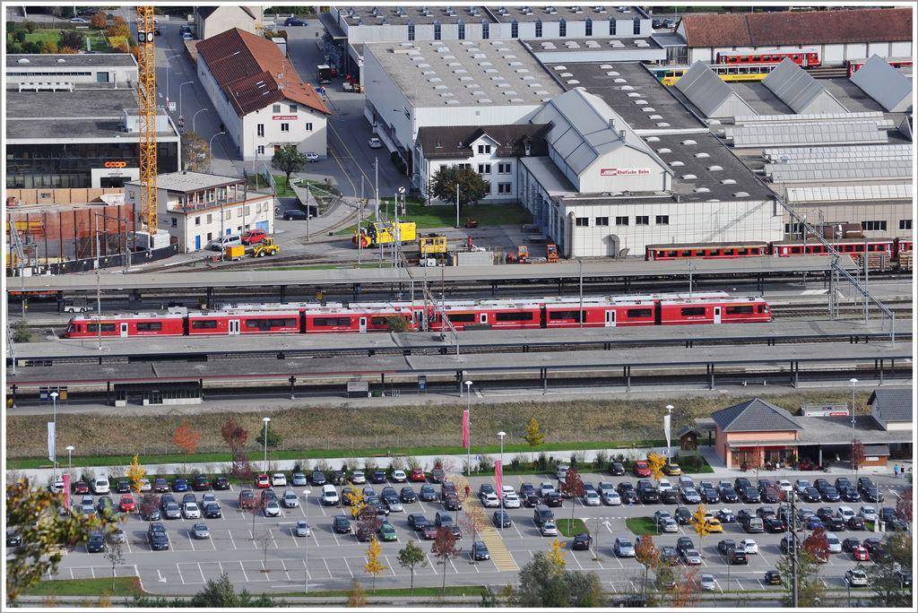 bahnhof visp gleisplan