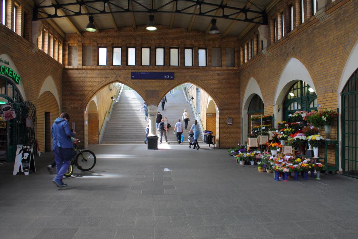 S Bahnhof Friedrichshagen