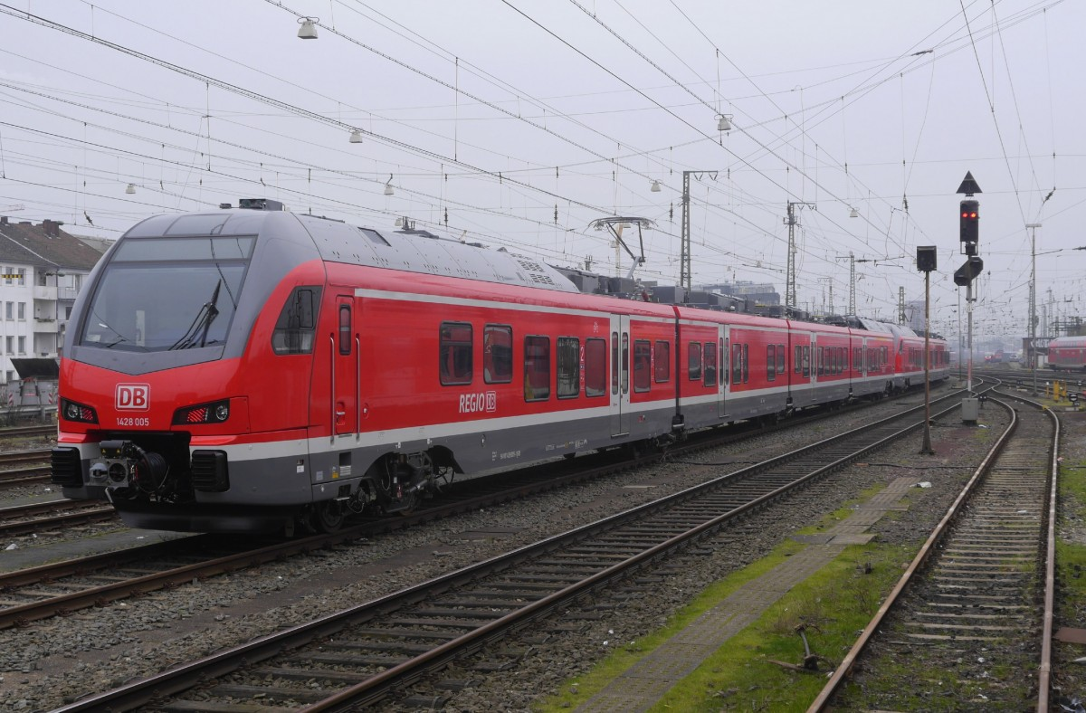 stadler flirt 3 db loss