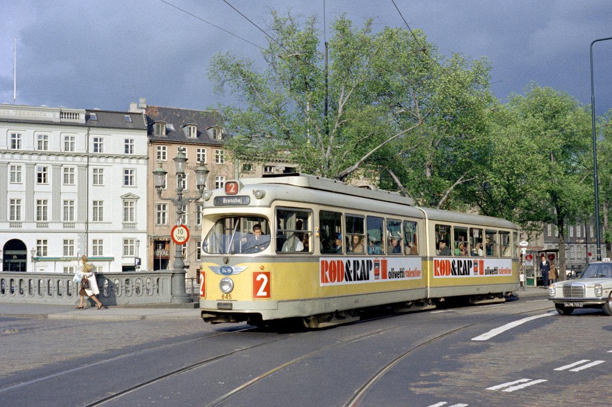 Dänemark 12 Bahnbilderde