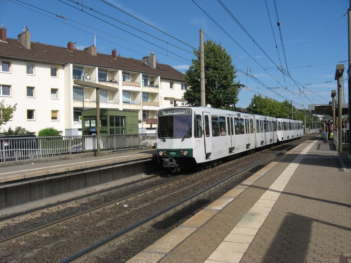 Bonn West Haltestelle