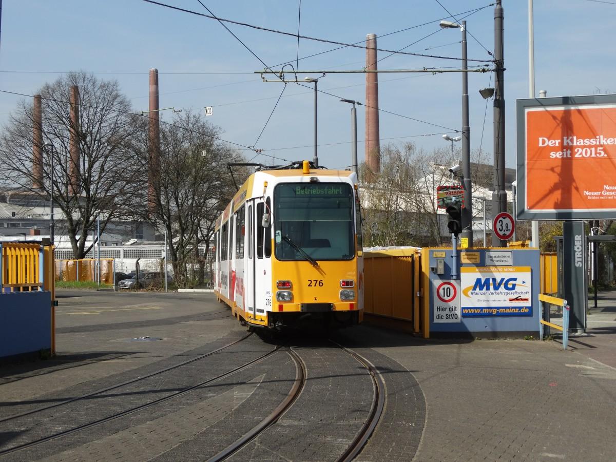 Mvg D Wag M8c 276 R Ckt Am Ins Depot