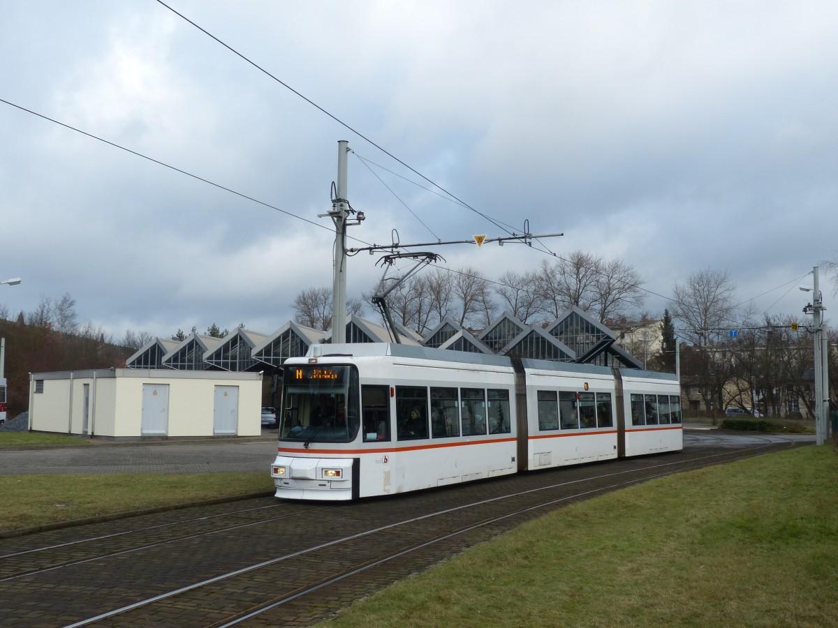 Straßenbahn Braunschweig Fahrplan M1