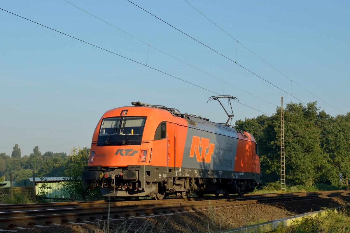 RTS 1216 902-7 am 18.07.2014 in Dinslaken.