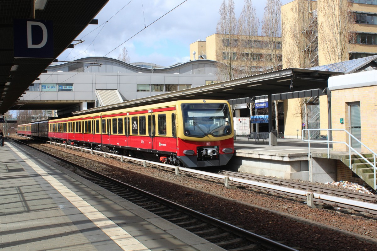 s bahn berlin s7