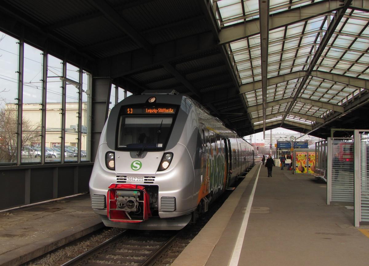 S3 Halle Leipzig
