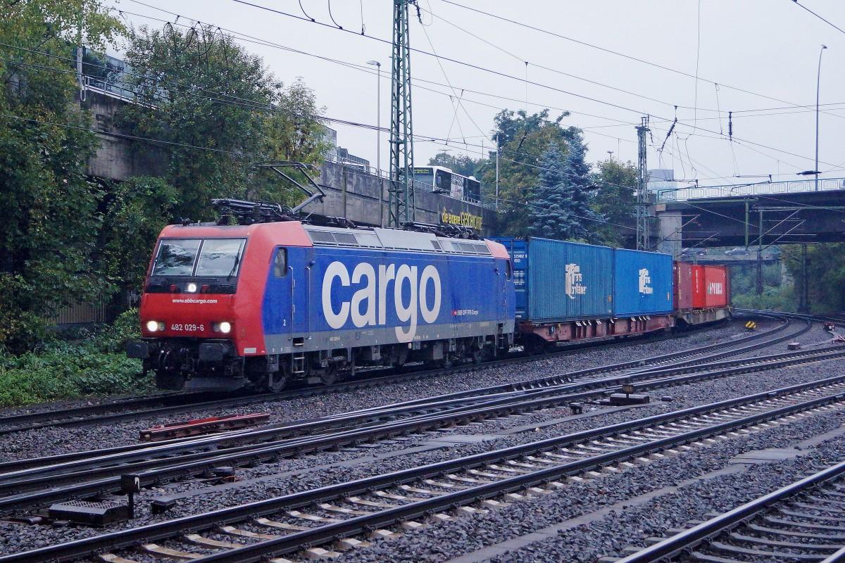 Sbb Cargo International Sbb Güterlokomotiven In Hamburg Harburg Bei
