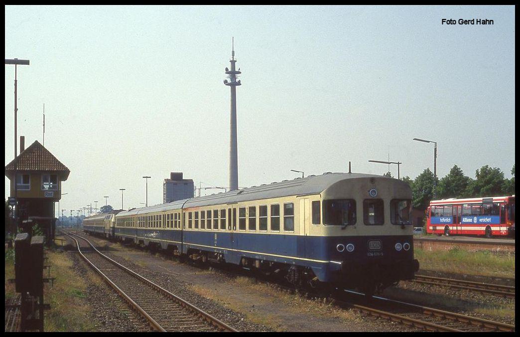 Rahden Bahnhof