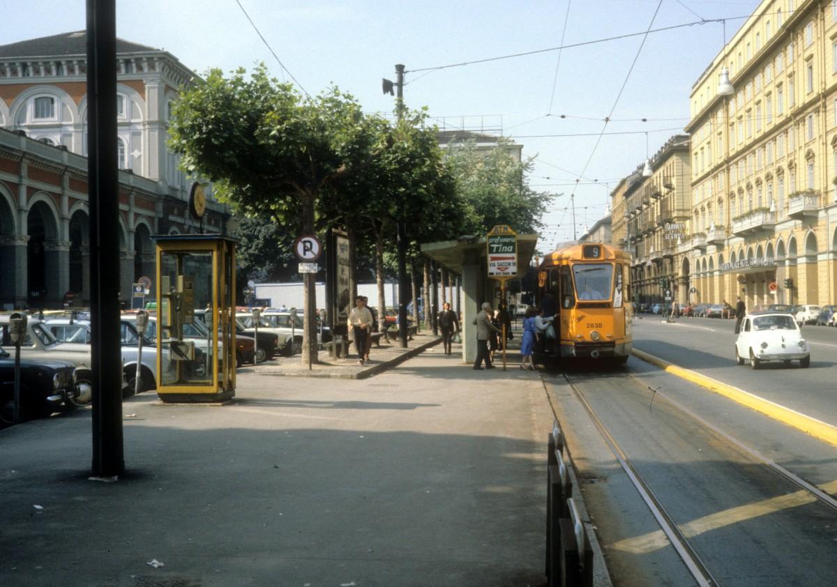 Torino turin atm sl 9 gtw 2838 stazione di torino - Gtt torino porta nuova ...