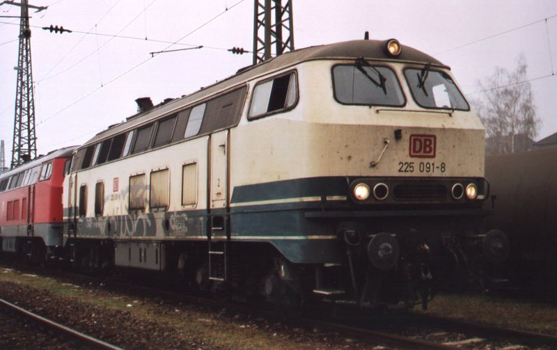 225-091 in Singen am Hohentwiel, November 2006