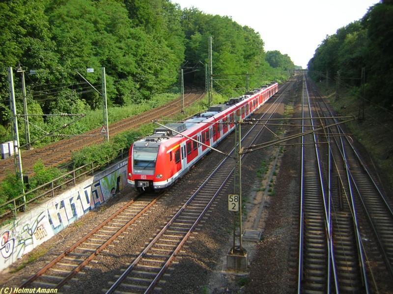 Bei Frankfurt Am Main Louisa Befand Sich Dieser Vollzug Der S 4