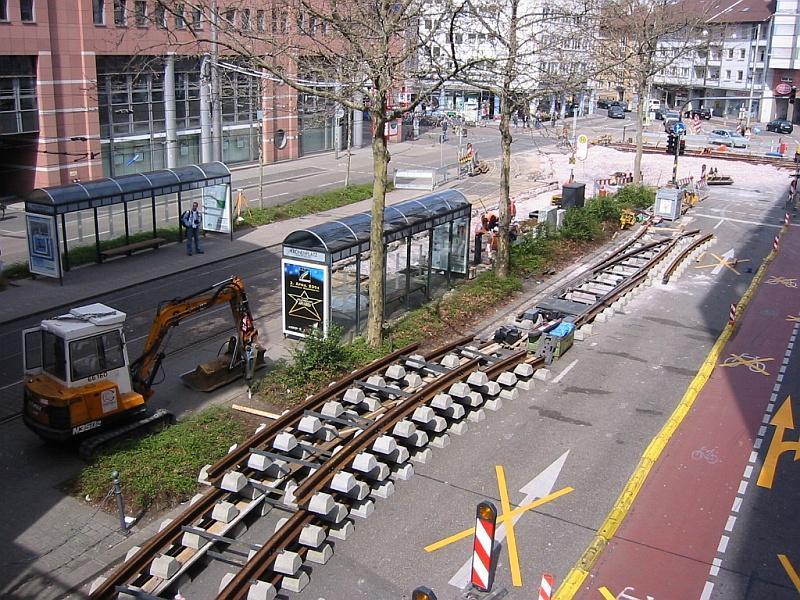 Straßen Karlsruhe