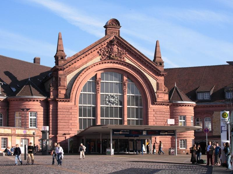 Bahnhof Osnabrück