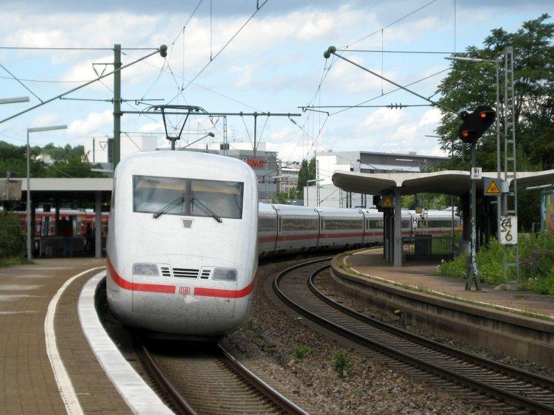 Baureihe 401 (ICE 1) Fotos - Bahnbilder.de