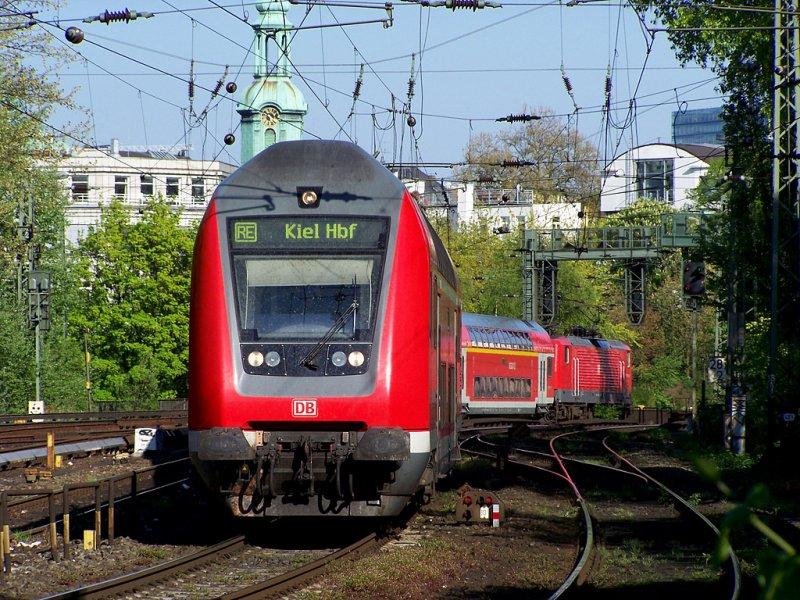 Hamburg treffen kennenlernen