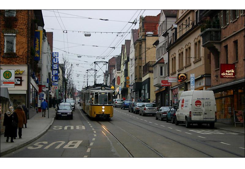 Stuttgart U Bahn >> Straßenbahn Stuttgart (KEINE Stadtbahn) Fotos (12) - Bahnbilder.de