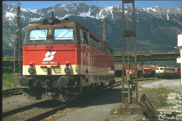 Eisenbahn in den bergen wo kann man das besser genie en als in innsbruck 2043 068 2 kommt aus - Wo kann man als architekt arbeiten ...