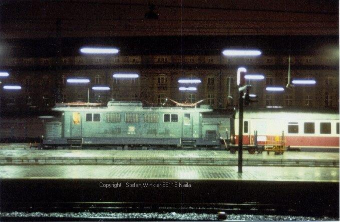 Es ist der m nchen hauptbahnhof 144 188 die - Fenster lasst sich nicht mehr kippen ...