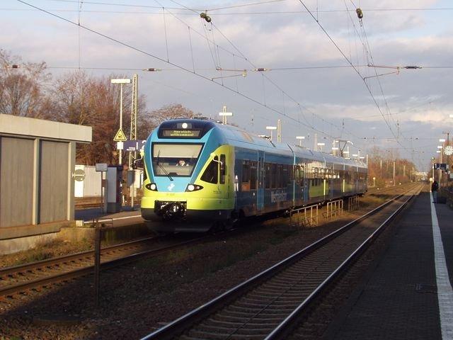 Westbevern Bahnhof