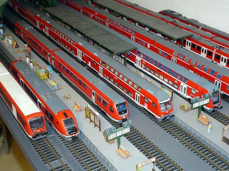 kopfnbahnhof 5 gleise