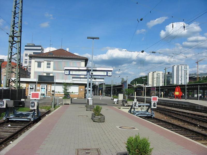 Gleis 1 Kaiserslautern