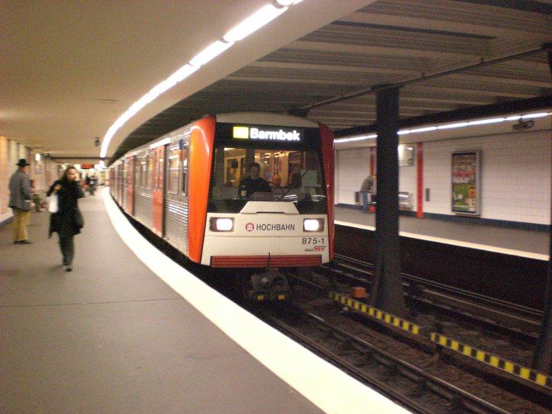 U 3 Hamburg