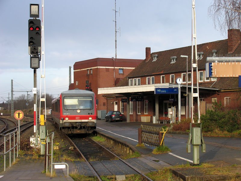Büchen Bahnhof