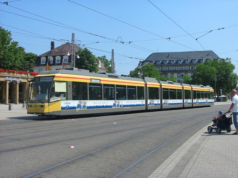 Karlsruher Straßenbahn