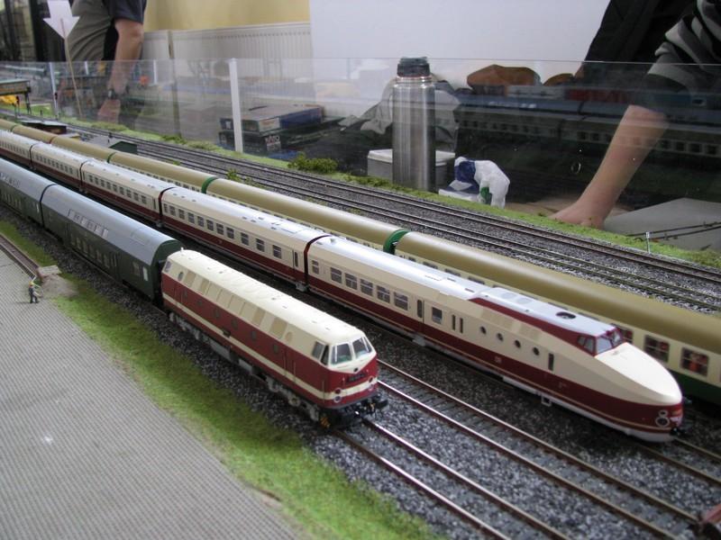 Modellbahn Schwerin