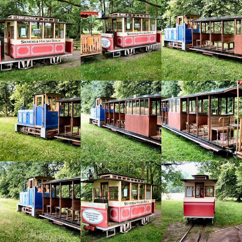 Britzer Parkbahn Berlin Bpb Fotos Bahnbilder De