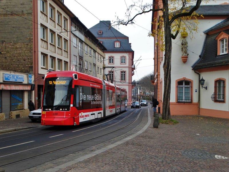 MVG Stadler Variobahn 220 (Möbel Martin Vollwerbung) am ...